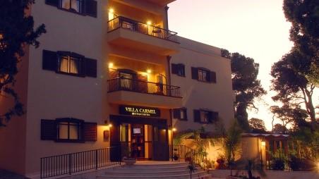 מלון וילה כרמל